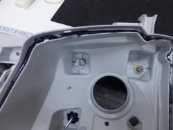 ワゴンR MH21 社外品ヘッドライト