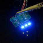 RK ステップワゴン 後期 イルミグリル LEDチップ打ち換え