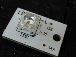 bB 社外品テールランプ  LED打ち換えUS DIGITAL CAMERA