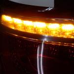 bB 社外品テールランプ  LED打ち換え