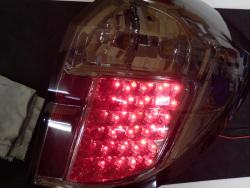 BP5 レガシィ 社外品 テールランプ修理