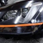 ゴルフ( Ⅶ) 7 ヘッドライト 加工 U字LED加工 ポジション スモール